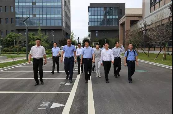 西安经开区管委会考察西安cec信息港2.jpg
